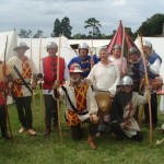 Cosmeston Manor Archers group