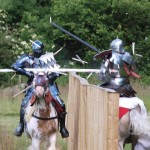 destrier jousting team 1